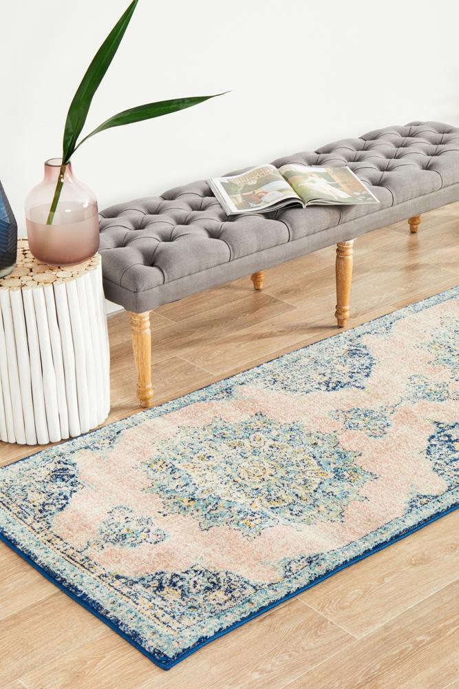 Image of Avenue 706 Flamingo Runner Rug 400X80CM