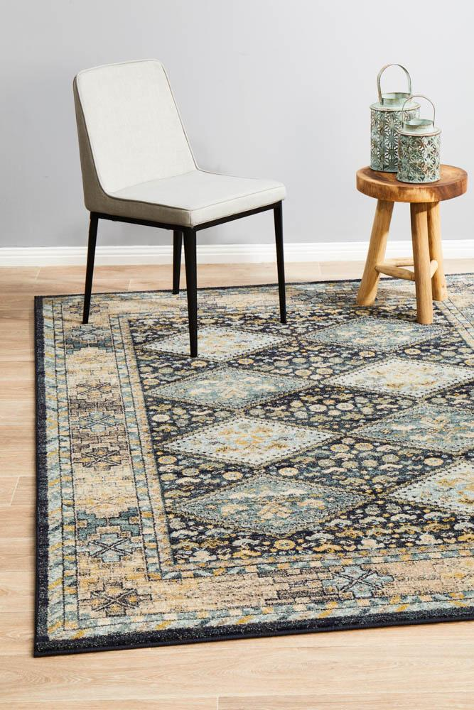 Image of Legacy 857 Navy Rug 290X200CM