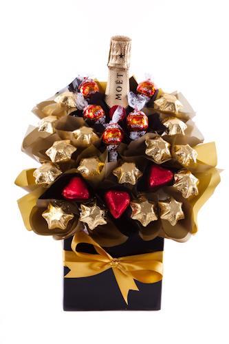 Star Class - Chocolate Bouquet Gift Hamper
