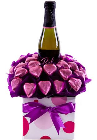 Pink Party - Chocolate Hamper