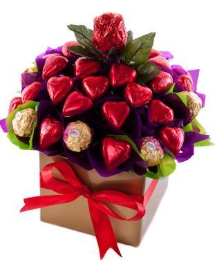 Rose Garden - Chocolate Hamper
