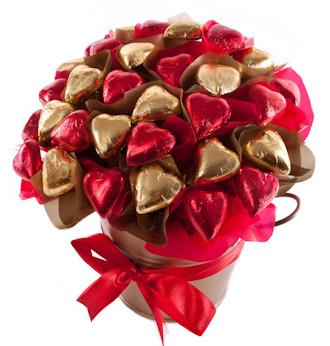 Heart of Gold - Valentines Hamper