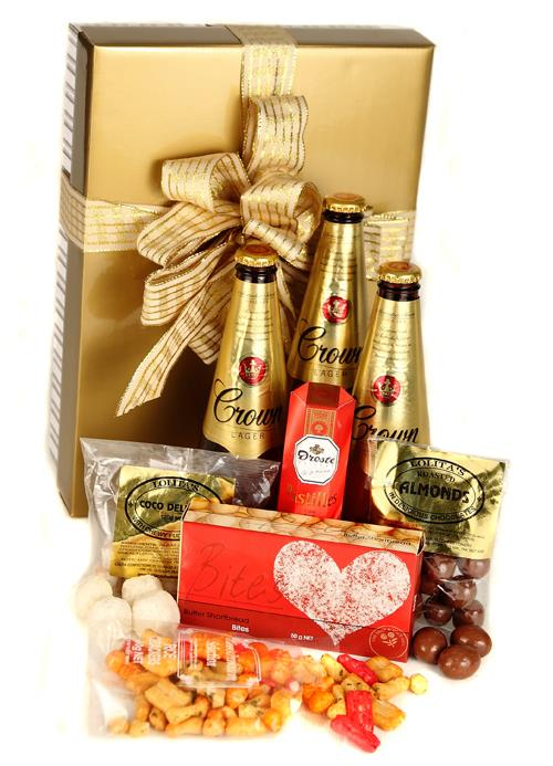 Crown of Hearts - Valentines Hamper
