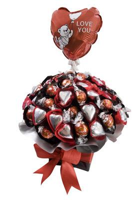 Image of So Loved - Chocolate Hamper - FREE BALLOON