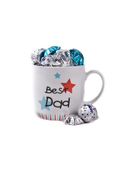 Just For Dad  Off - Chocolate Mug Hamper