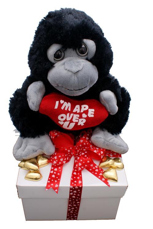 Image of Ape Over You - Valentines Hamper