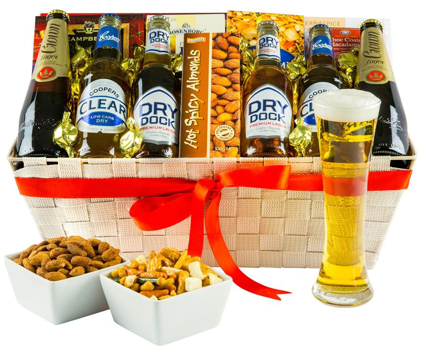 Image of Brewers Choice Beer Hamper