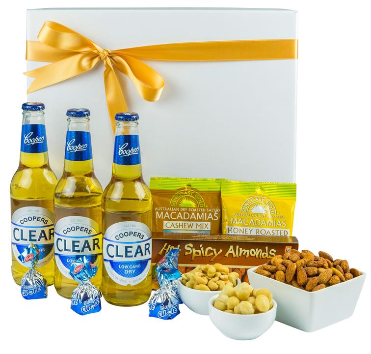 Refreshing Snacks - Gourmet Gift Hamper