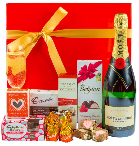Chocolate Bubbles - Gourmet Gift Hamper