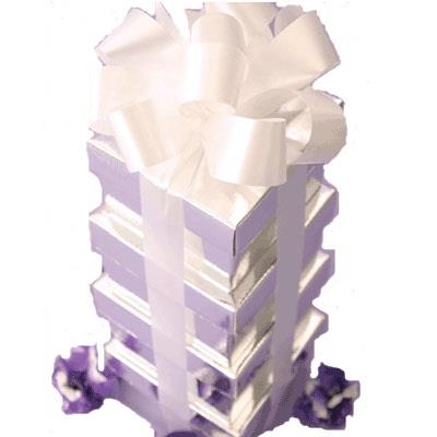 Image of Chocolate Tower Gourmet Chocolate Hamper
