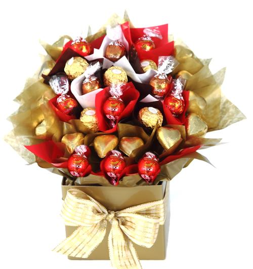 Image of Macarthur Baskets - Autumn Carnival - Chocolate Hamper