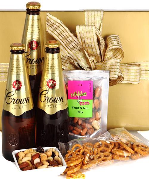 Liquid Gold - Free Chocolate Macadamias- Gift Hamper