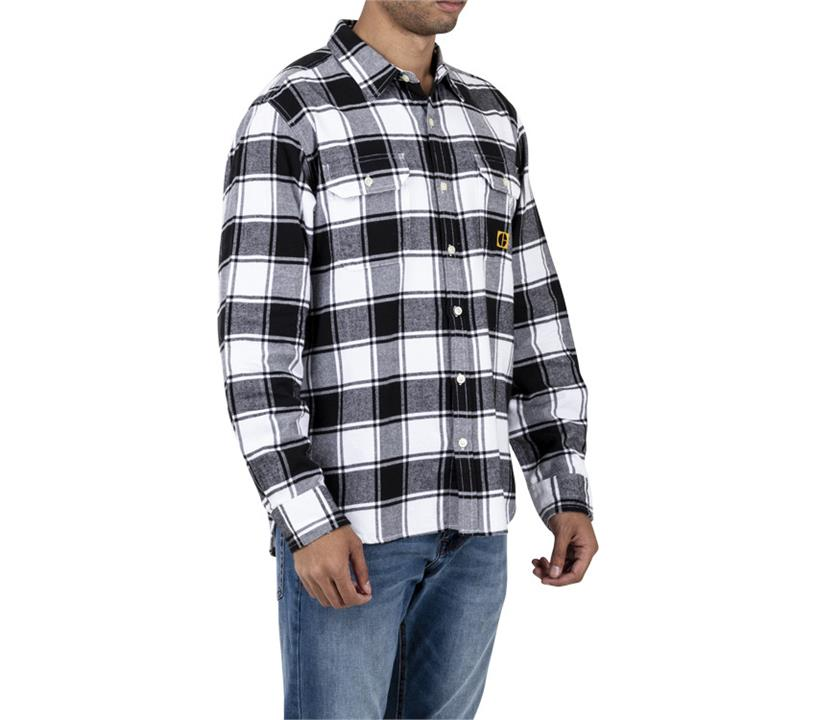 Image of Code Flannel Shirt