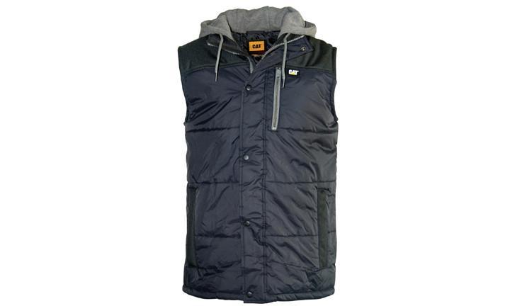 Image of Hooded Work Vest