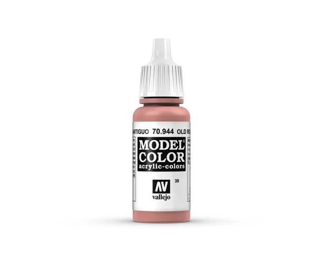 Vallejo Model Colour - Old Rose 17ml Acrylic Paint (AV70944)