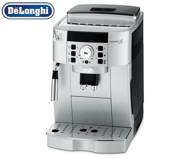 Image of DLonghi Magnifica S Coffee Machine - Silver ECAM22110SB