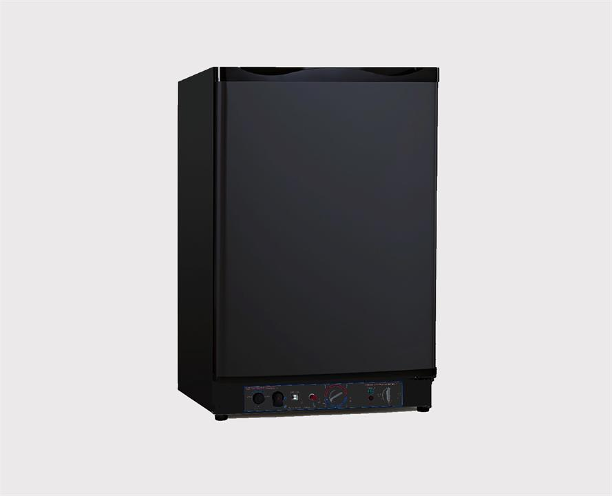 Bushman XCD100-X 3 Way Upright Fridge/Freezer 100L, Black, 3 Year Warranty