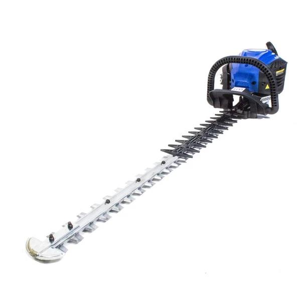 Image of Hyundai Petrol Hedge Trimmer, 25.4cc, with Easy Start, 2 Year Warranty