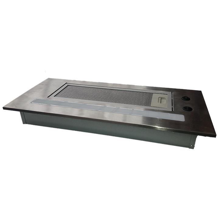 Sphere 12V Rangehood with Push Button Panel - Recess Fit, MCR-002, 1 Year Warranty