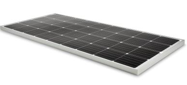 Image of Dometic RTS160 Fixed Rooftop Solar Panel, 160 Watts, 1 Year Warranty