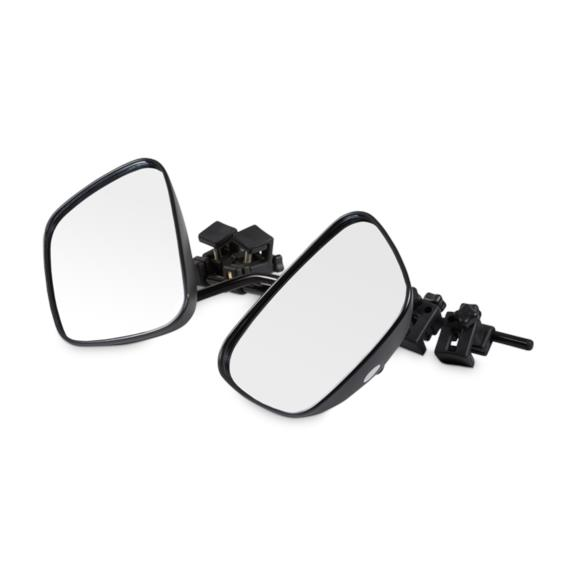 Image of Milenco Grand Aero Extra Wide Pair of Mirrors, 1 Year Warranty