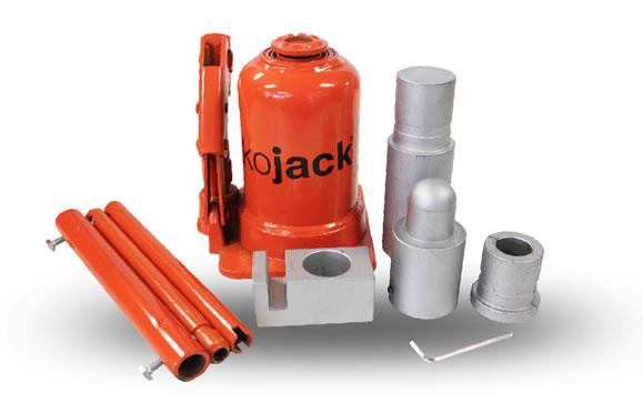 KoJack 4T Jack Kit with Higher Extension, KJ4T100, 1 Year Warranty