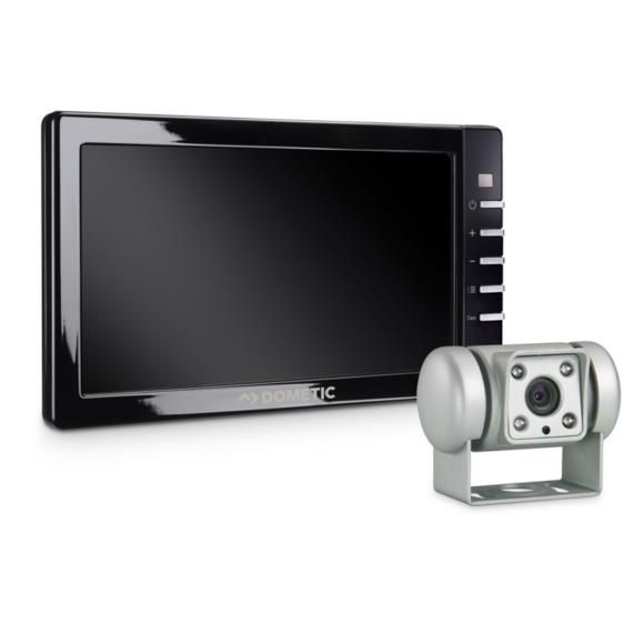 "Image of Dometic RVS 745, Reversing Video System Kit, 7"" AHD LCD Monitor & Camera, 1 Year Warranty"