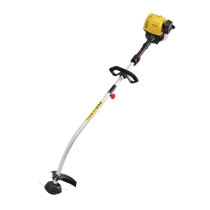 Stanley 4 Stroke Petrol Curved Line Trimmer, 2 Year Warranty