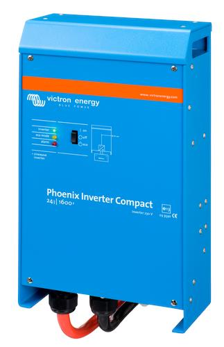 Victron Phoenix Inverter Compact 24V / 1600W, 5 Year Warranty