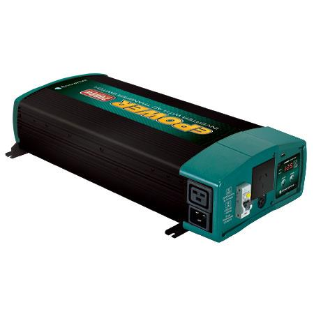 Image of Enerdrive ePOWER 2000W 24V Pure Sine Wave Inverter with RCD & AC Transfer Switch, 5 Year Warranty