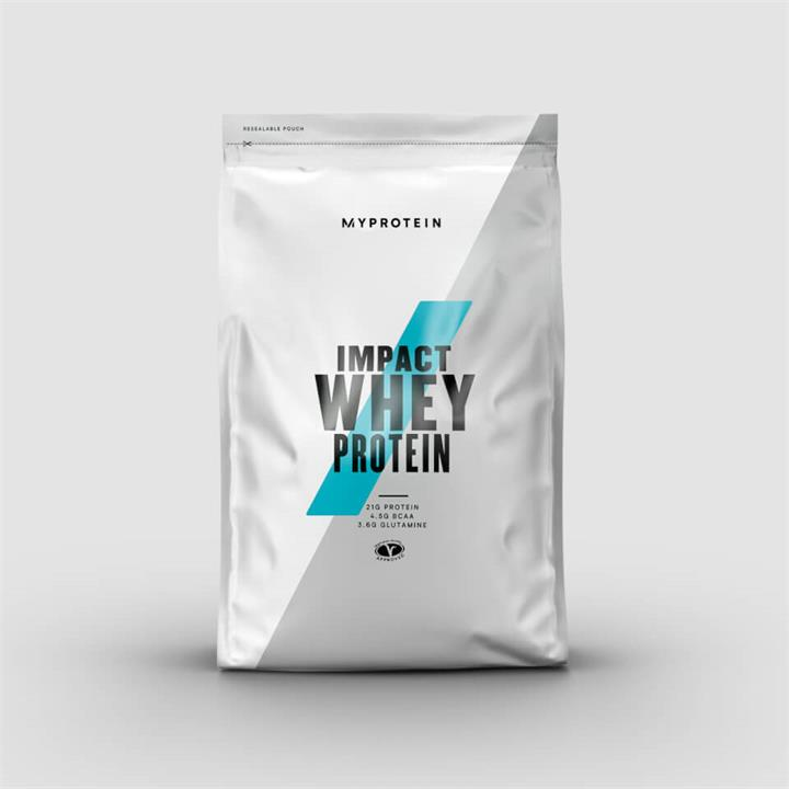 Myprotein Impact Whey Protein - 1kg - Natural Strawberry