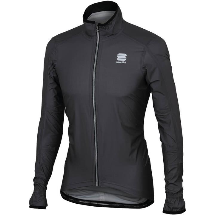 Sportful Stelvio Jacket - M - Anthracite