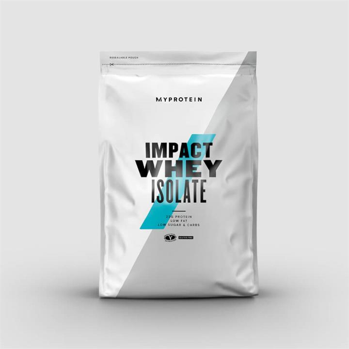 Myprotein Impact Whey Isolate - 1kg - Natural Strawberry