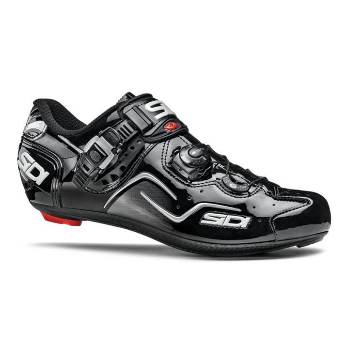 Sidi Kaos Carbon Cycling Shoes - Black  - EU 43