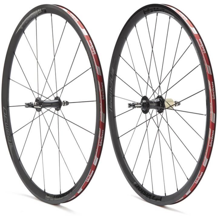 Vision Team 30 Clincher Wheelset - Shimano 11 Speed - Grey