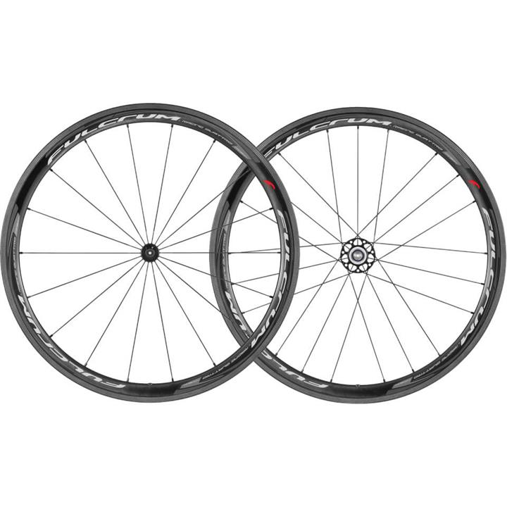 Fulcrum Racing Quattro C17 Carbon Wheelset - Shimano