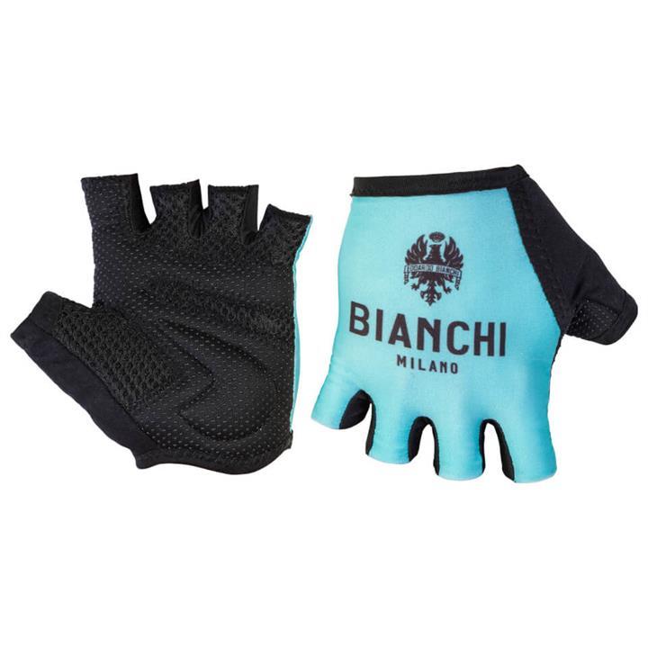 Bianchi Divor Gloves - S - Celeste