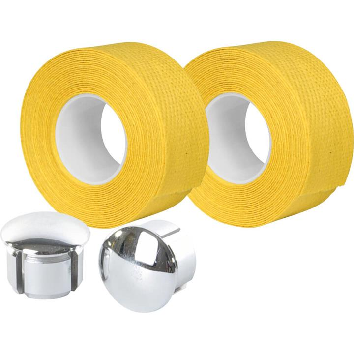 Velox Tressostar Cotton Bar Tape - Yellow