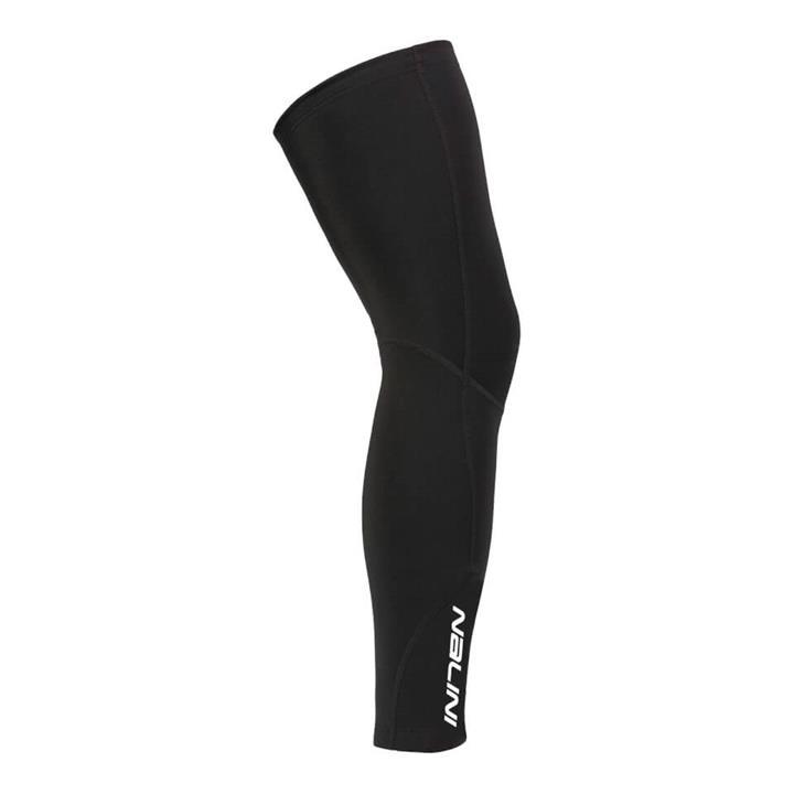 Nalini Protector Leg Warmers - Black - M - Black