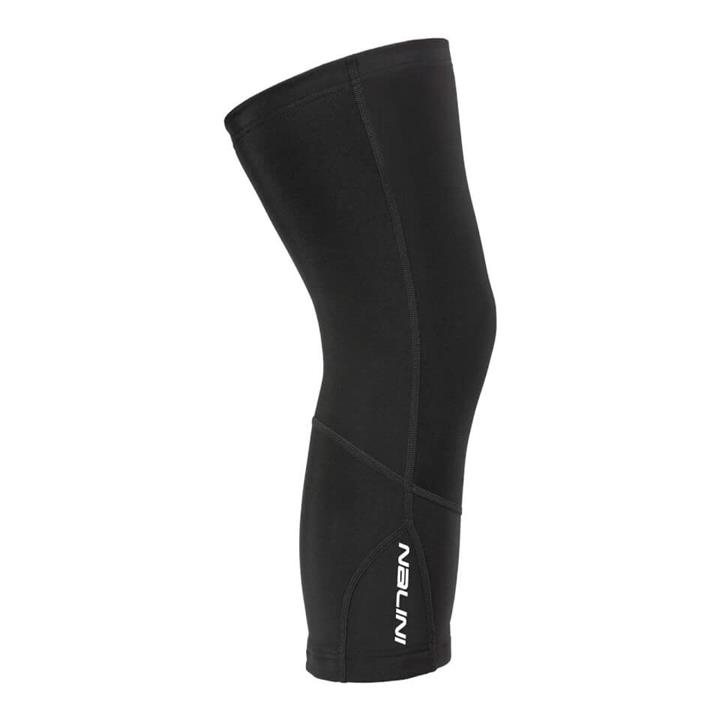 Nalini Protector Knee Warmers - Black - M - Black