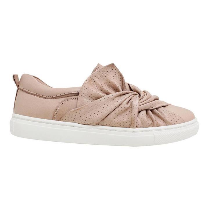 Mollini Ellen Nude womens sneaker shoe
