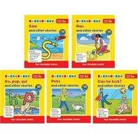 Phonics Readers: Set 1 by Lyn Wendon