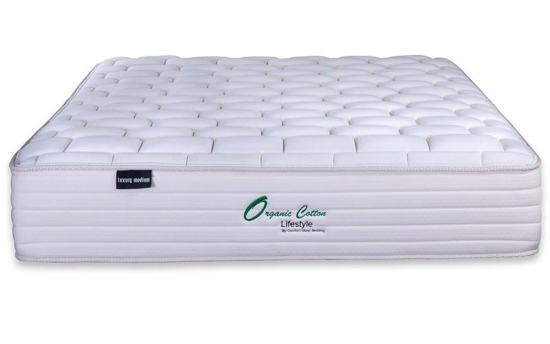 Comfort Sleep Organic Luxury Firm Mattress
