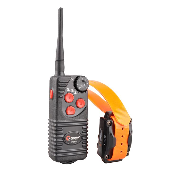 Image of Aetertek AT-216D Remote Dog Training Collar - Train Up to 3 Dogs