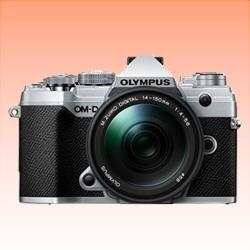 New Olympus OM-D E-M5 III (14-150mm II) Digital Cameras Silver (FREE INSURANCE + 1 YEAR AUSTRALIAN WARRANTY)