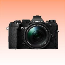 New Olympus OM-D E-M5 III (14-150mm II) Digital Cameras Black (FREE INSURANCE + 1 YEAR AUSTRALIAN WARRANTY)