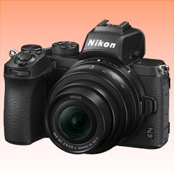 New Nikon Z50 Mirrorless Kit (16-50) Digital Camera (FREE INSURANCE + 1 YEAR AUSTRALIAN WARRANTY)