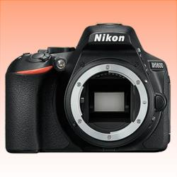 New Nikon D5600 24MP Body Digital SLR Camera Black (FREE INSURANCE + 1 YEAR AUSTRALIAN WARRANTY)