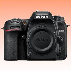 New Nikon D7500 20MP Body Digital SLR Camera Black (FREE INSURANCE + 1 YEAR AUSTRALIAN WARRANTY)