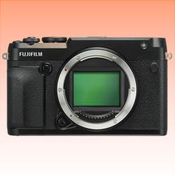 New Fujifilm GFX 50R Mirrorless 51MP Body Digital Camera (FREE INSURANCE + 1 YEAR AUSTRALIAN WARRANTY)